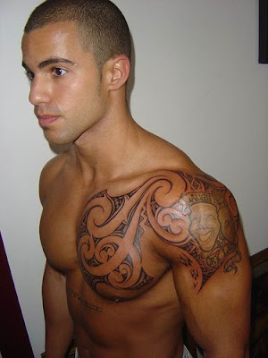 Maori Tattoo Designs are by far, one of the, if not, the most popular type