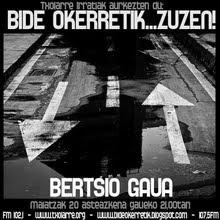 BERTSIO GAUA
