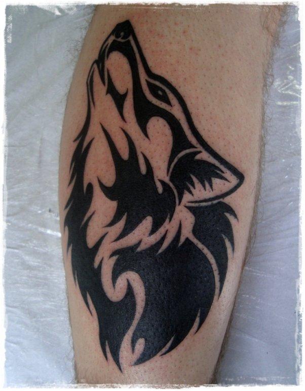 Populares Significado Tatuagem de Lobo - Estimulanet-tattoo SS52