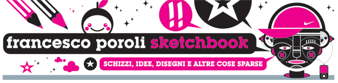 Francesco Poroli Sketchbook