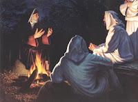 JESUS VISITA NICODEMOS, NASCER DE NOVO