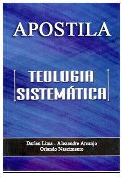 BAIXAR, SISTEMÁTICA, TEOLOGIA, APOSTILA
