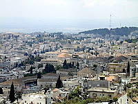 Nazaré, onde Jesus fora criado