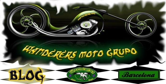 Wanderers Moto Grupo Barcelona