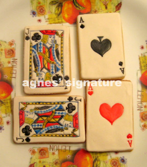 Agnes' Signature (精點時光): Poker's Cookies
