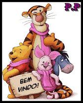 '   BEM VINDO.