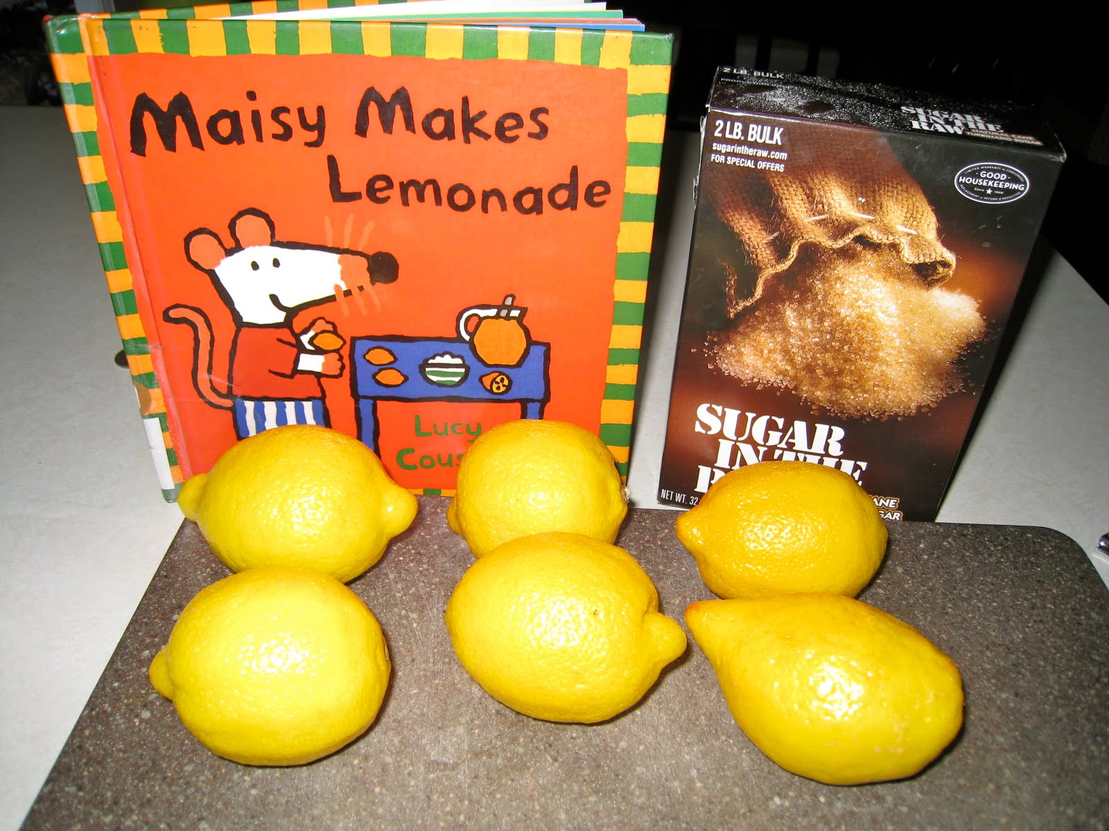 how to make one cup of lemonade