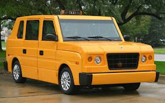 Siempre imaginé un taxi blindado para surcar las calles de Buenos Aires
