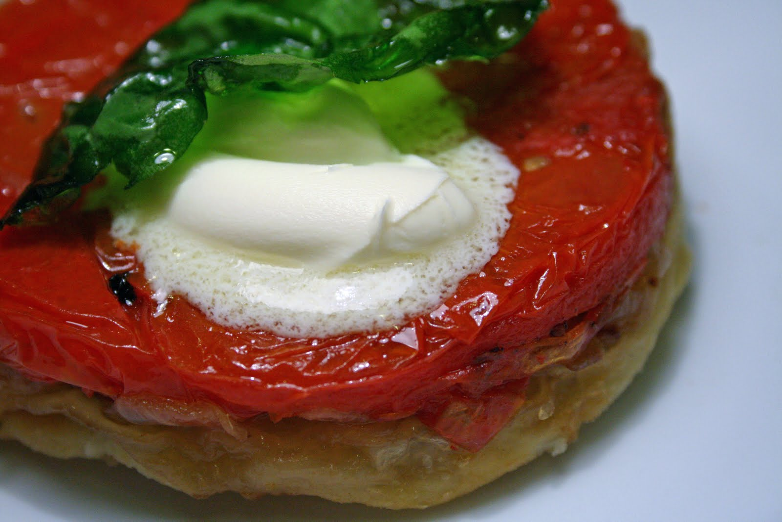 tomato tarte tatin (adapted from Barbara Lynch's Stir) - Home - the ...