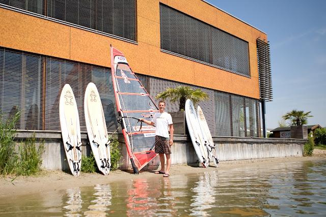 windsurfing gear erik loots 2010
