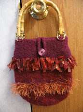 Plum Crazy Bag
