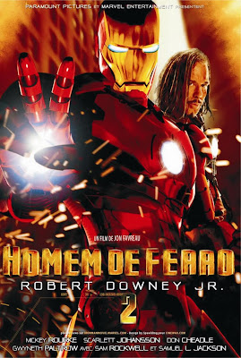 Homem de Ferro 2 Dublado