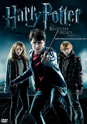 Filme Poster Harry Potter e as Relíquias da Morte: Parte 1 PPVRip XviD & RMVB Dublado