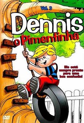 Dennis: O Pimentinha Vol. 3 - DVDRip Dublado