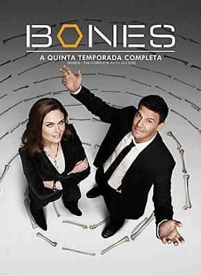 Bones - 5ª Temporada Completa - HDTV Legendado
