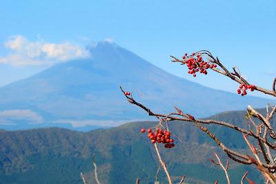 Le Mont Fuji