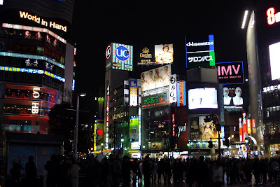 Shibuya, amère vallée