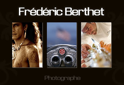 Frederic Berthet, photographe