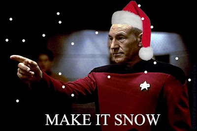 Make it snow!