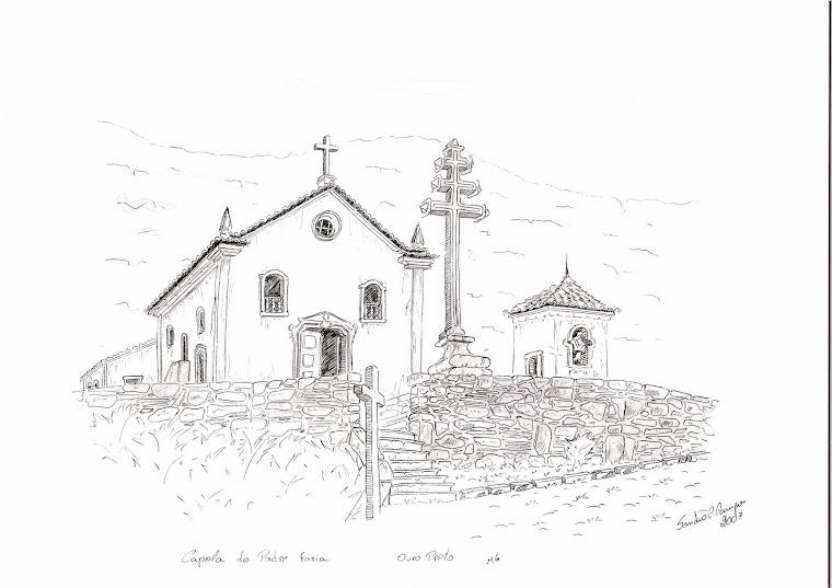 Capela Padre Farias - Ouro Preto - MG