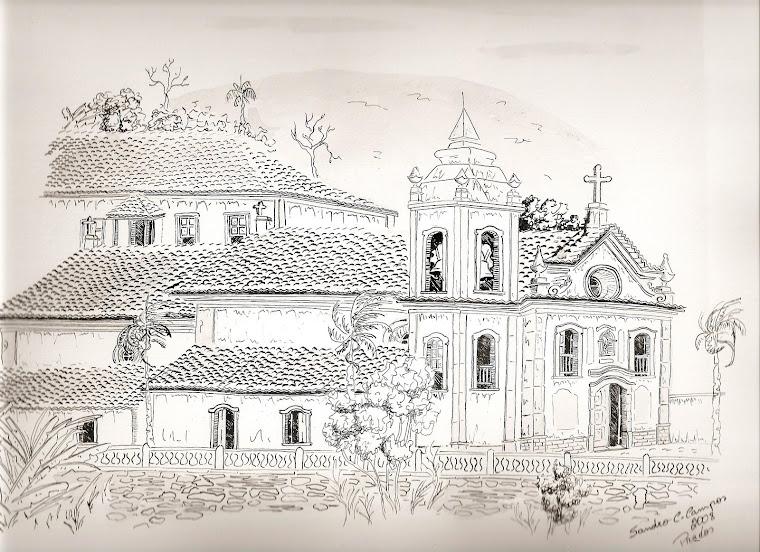 Capela N.S. do Rosário - Prados - MG