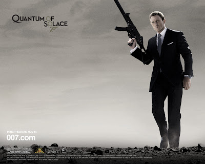 cyberbabes wallpaper. james bond quantum of solace wallpaper