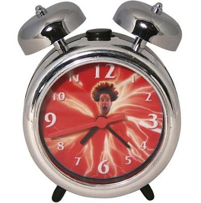 F As In Fun Fun Crazy Unique Alarm Clocks