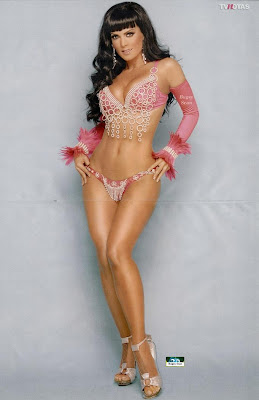Fotos De Maribel Guardia En Bikini Hot Para Revista Tv Notas