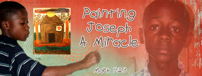 Painting Joseph's Miracle