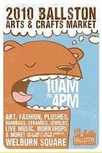 Ballston Arts and Crafts Market
