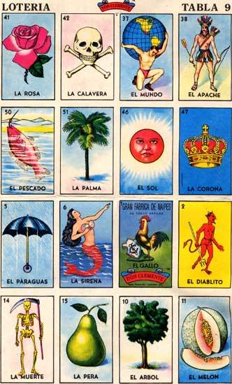 Modest image pertaining to loteria cards printable