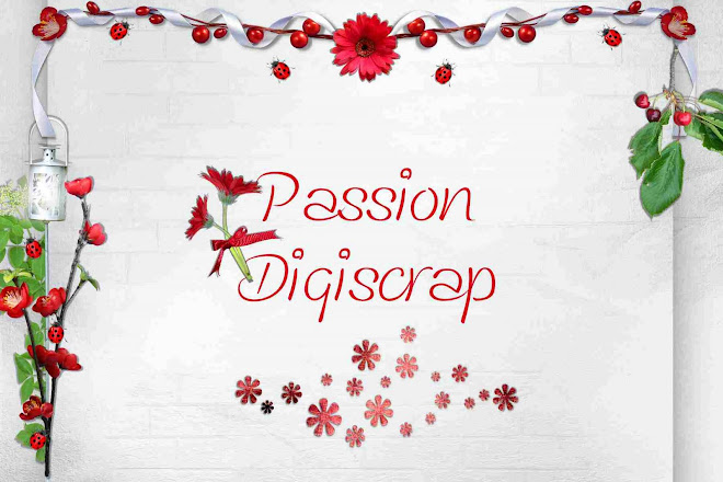Passion Digiscrap
