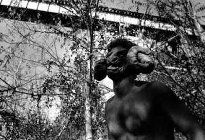 Manusia Biri-Biri (Sheepman)