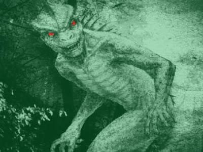 Manusia Cicak (lizardman)
