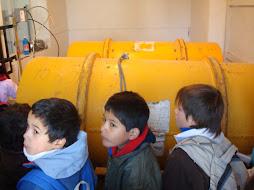 Visita al tanque de reserva