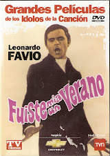 LEONARDO FAVIO- FUISTE MIA UN VERANO