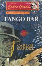 CARLOS GARDEL- TANGO BAR