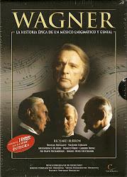 Wagner. Serie T.V. Pack 10 DVD´s. Z.2. (Reino Unido, Austria, Hungria).