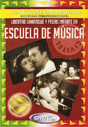 Escuela de Musica (Con Pedro Infante)