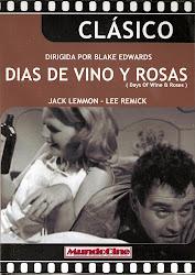 Dias de Vino y Rosas (Con Jack Lemmon)
