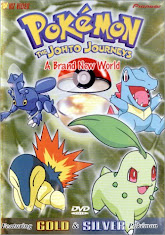 Season 3: The Johto Journeys