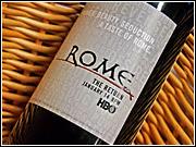 Roma y su vino