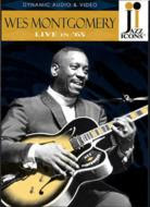 cover of Jazz Icons DVD: Wes Montgomery 1965