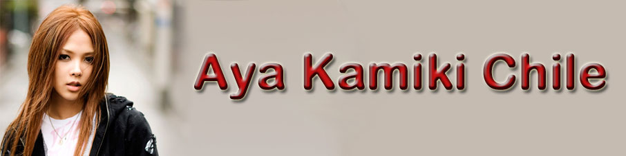 Aya Kamiki Chile