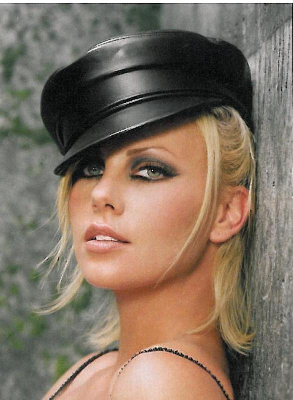 Charlize Theron Inspiration Pic Pixiwoo Com