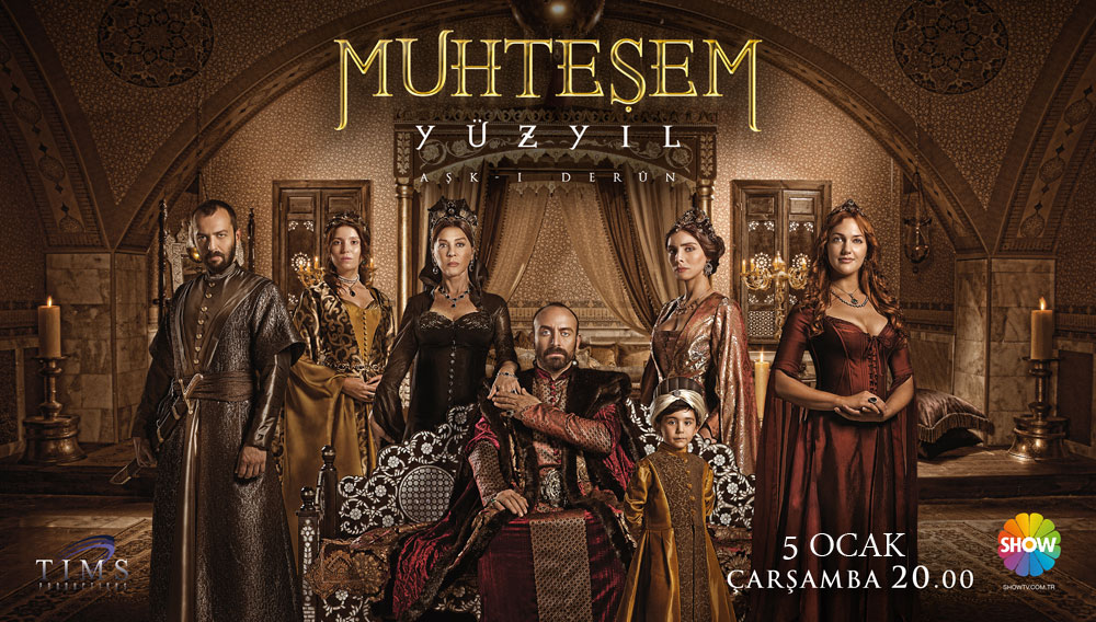 MUHTESEM YUZYIL - (SHOW TV / TIMS PRODUCTION)