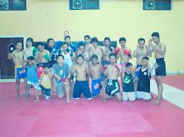 Keluarga Besar Thai Boxing