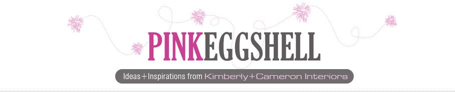 Pink Eggshell
