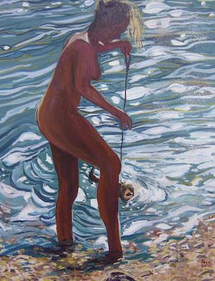Promenades en peinture avec le peintre Philippe KAYSER (Peqa)