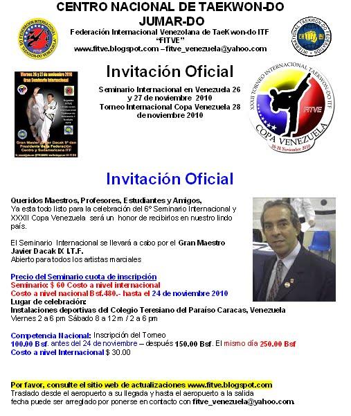 Visita nuestra página oficial copavenezuela-2010.blogspot.com